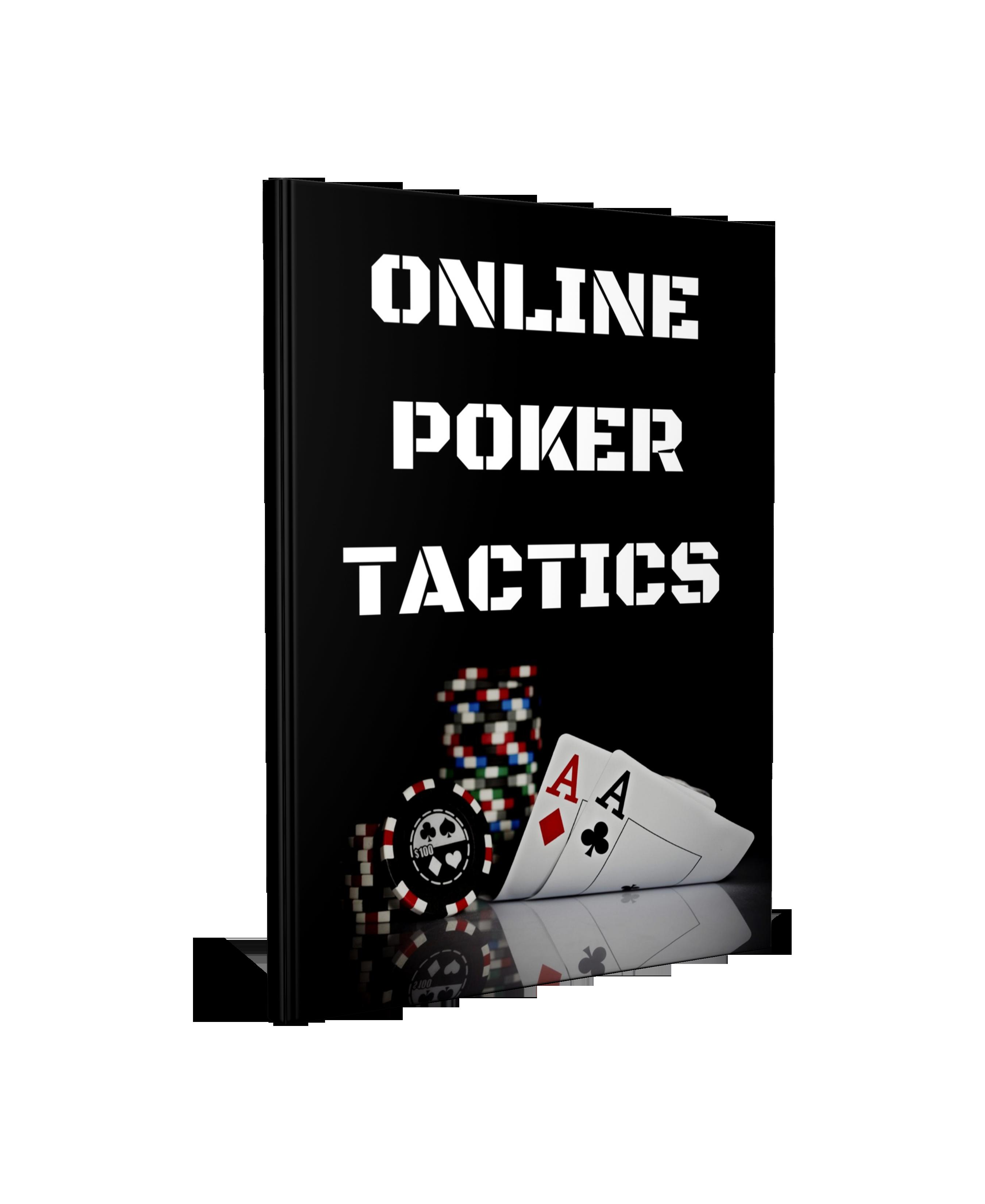Online Poker Tactics